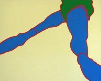 Skew-whiff II (2011) [80x100]