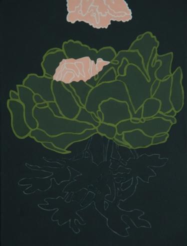 Bloemen I (2013) [30x40]